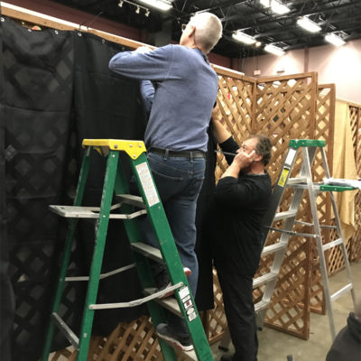 Creating the Backdrop